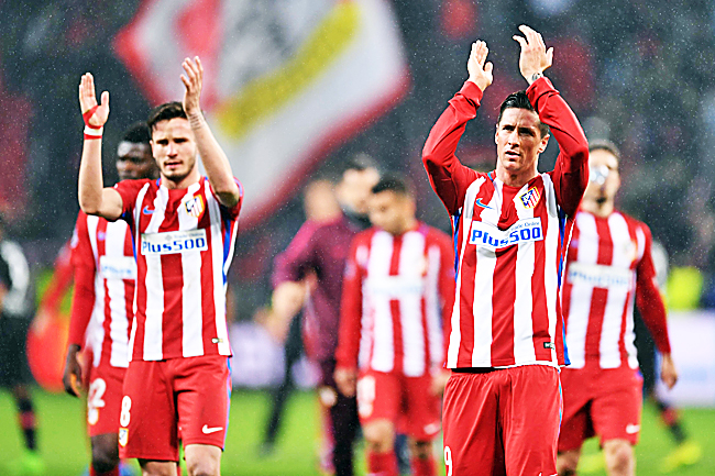 Atletico Madrid vs. Bayer Leverkusen Was Beautifully Chaotic