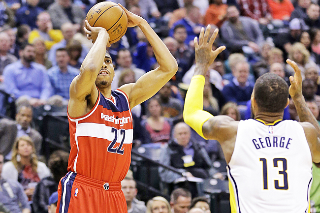 Wizards Cruise to Win Over Pacers