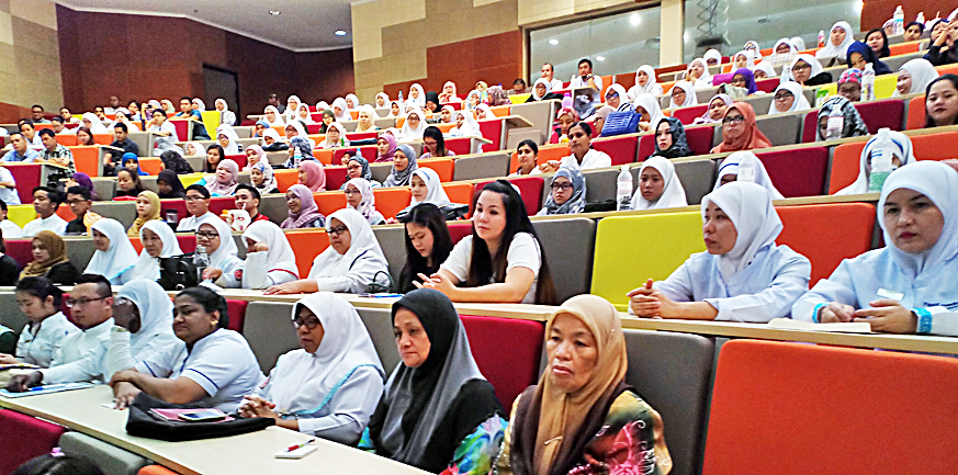 A section of the attendees at the forum. - PHOTOS: ISHAN IBRAHIM