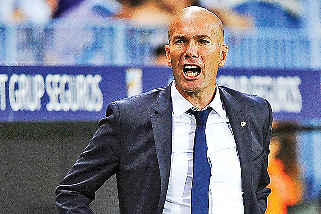 Ronaldo or Zidane? Real Madrid boss names the ultimate Galactico