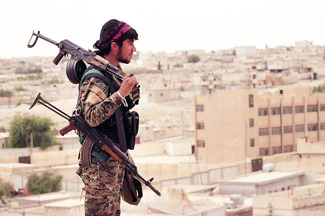 Backed forces announce 'great battle' to capture Syria's Raqqa from IS