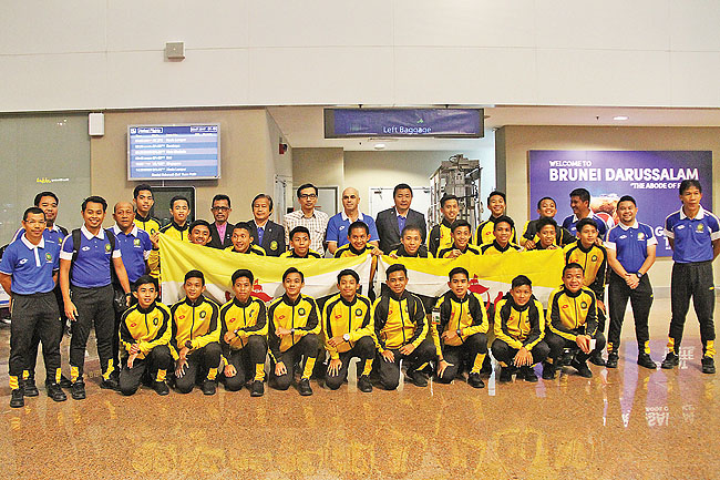 Brunei can compete with other nations: Manager