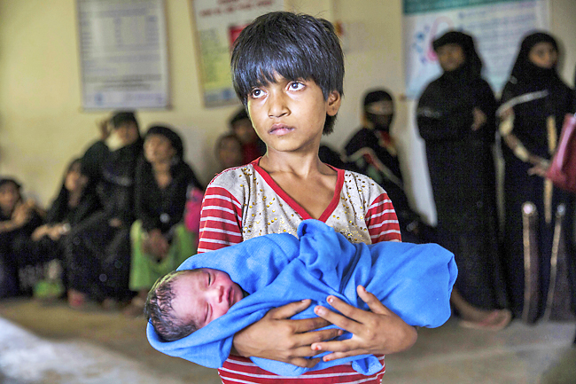 Myanmar Muslims a threat to national security: Should Rohingyas be deported?