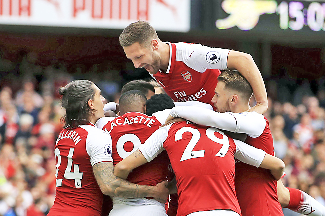 Arsenal can win the Premier League this season - Wenger