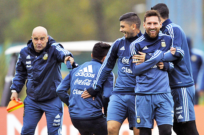 Argentina will have to really play well to qualify for world cup