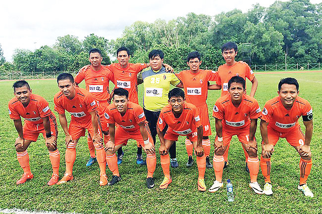 Jerudong FC fall to seventh defeat