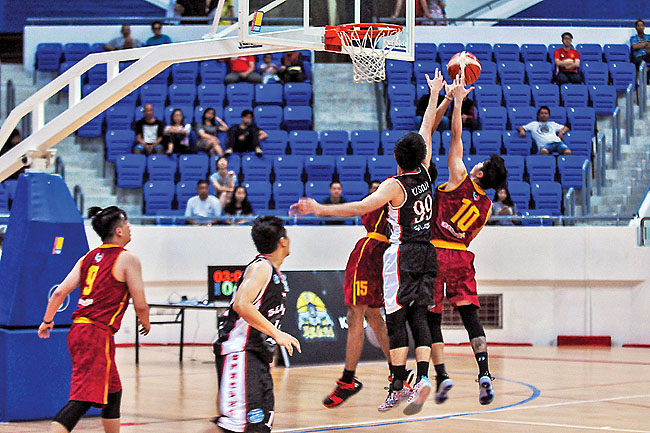 Beruang Blazers cement second seed berth
