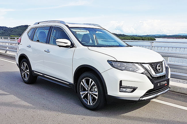 all new nissan x trail 2018 bigger and more advanced. Black Bedroom Furniture Sets. Home Design Ideas