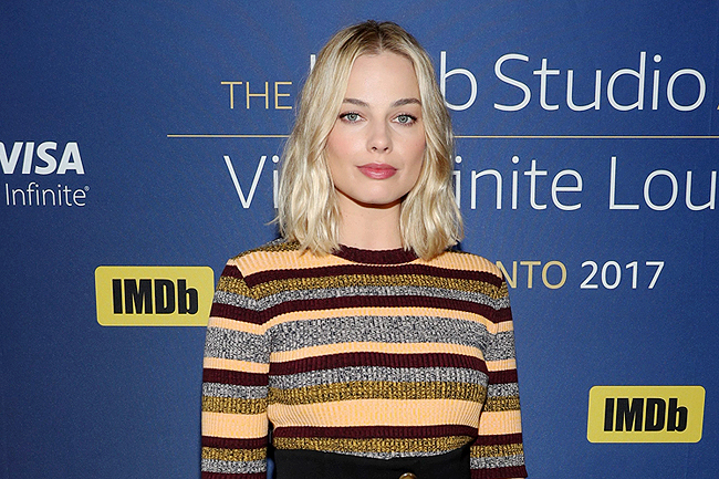 Margot Robbie reveals she only wears her wedding ring on the weekends