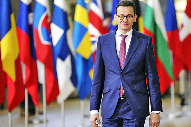Poland reshuffles Cabinet ahead of key European Union visit