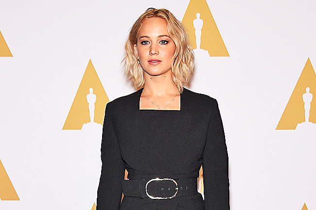 Jennifer Lawrence shuts down rumours about affair with Chris Pratt