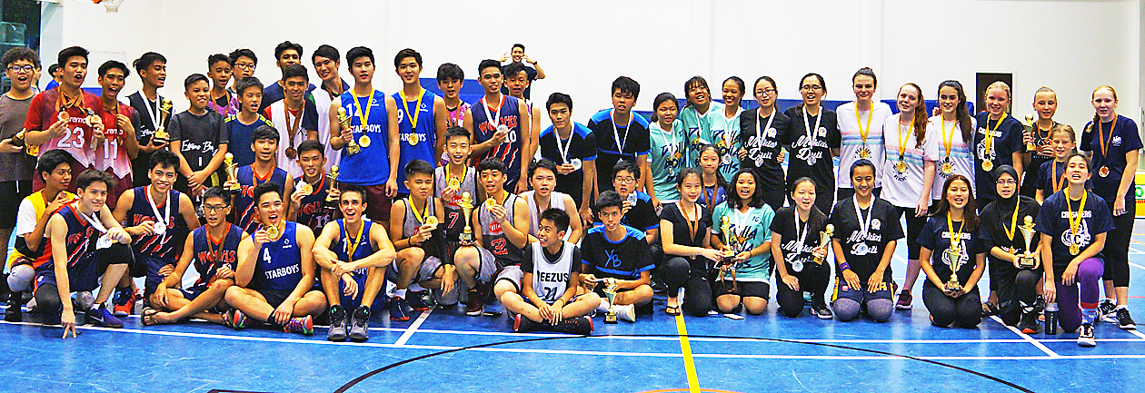 ISB 3×3 Challenge Shield Basketball concludes