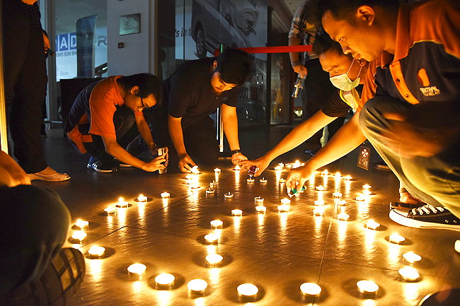 Dubai saves 323MW in electricity consumption during Earth Hour
