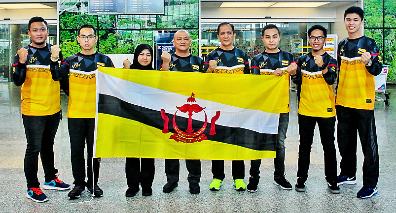Karate athletes in Hanoi for SEAKF Cup