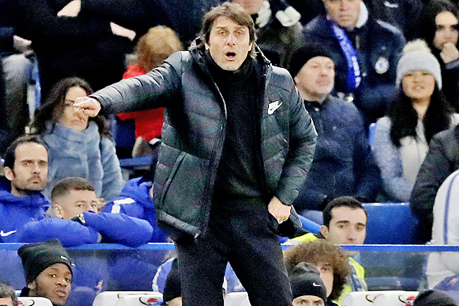 Tight transfer budget predicted for Conte successor at Chelsea