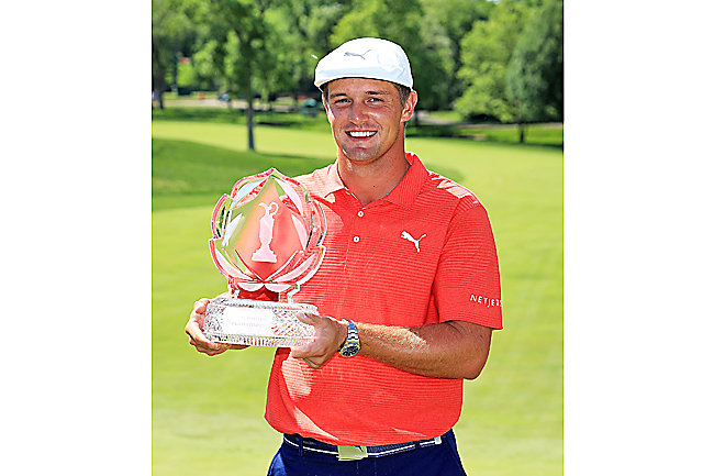 DeChambeau wins Memorial in playoff on 2nd extra hole