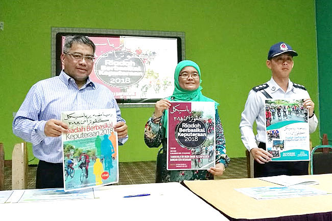 His Majesty to grace recreational cycling event in capital