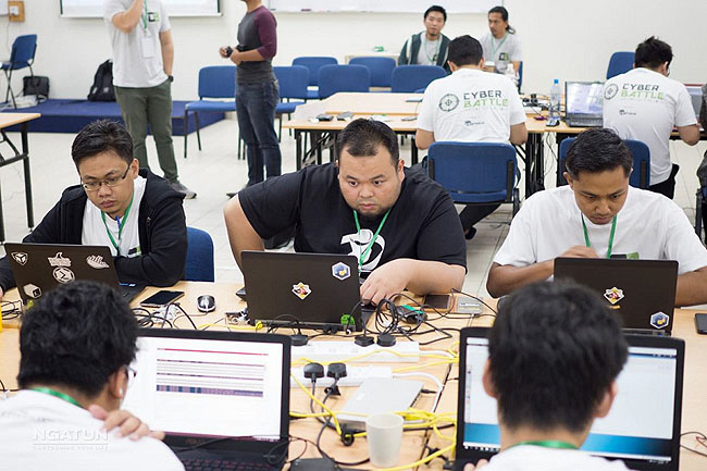 All set for fourth computer hacking competition in August