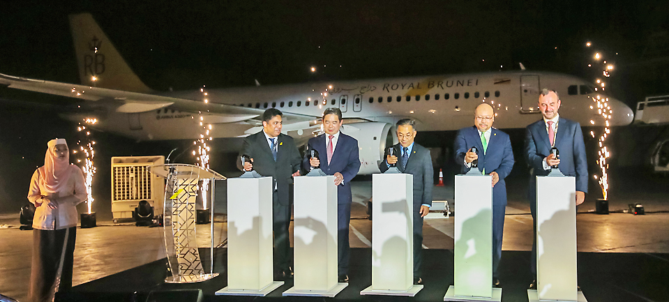 RB adds A320neo to fleet