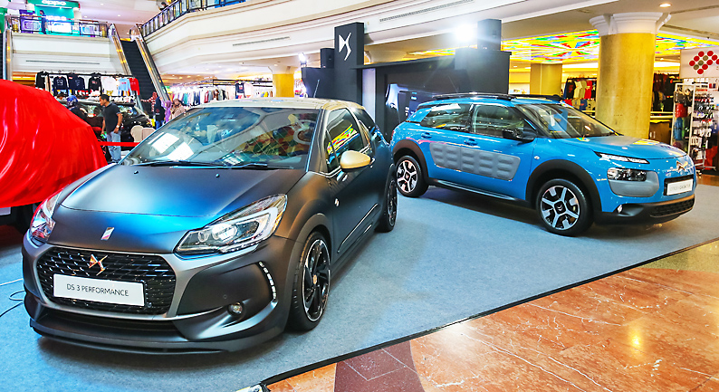 Grand Motors showcases luxury line-up at DS Roadshow