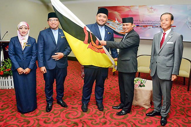 Brunei SSEAYP contingent all set to begin journey