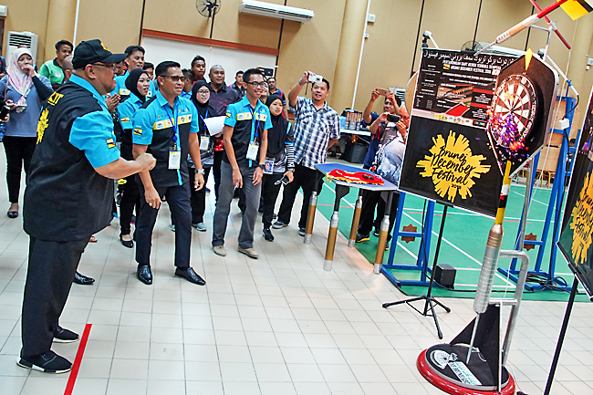 Dart contest aims to put Brunei on tourism map