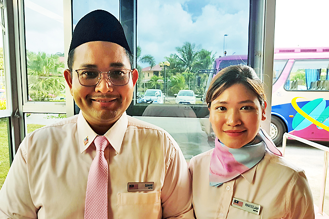 Brunei's elderly-care efforts get thumbs up