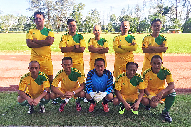 Riwayat top Group 'A' after edging KB Warriors