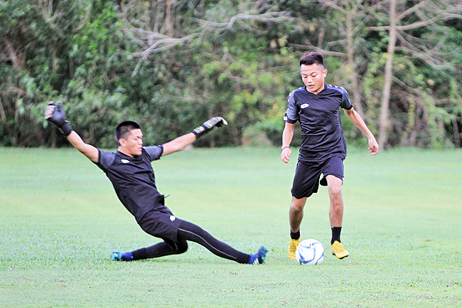 DPMM FC wary of Panchor Murai threat