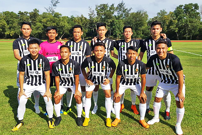 DPMM FC run riot in Panchor Murai win
