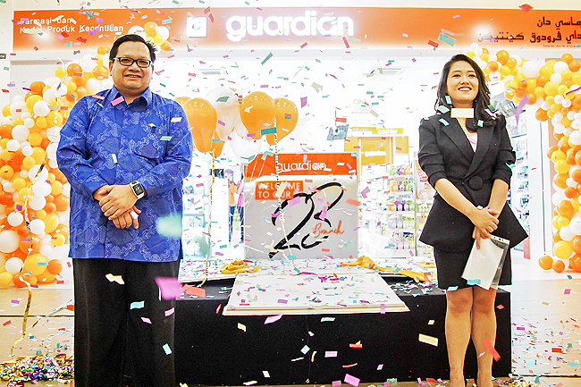 Guardian opens 23rd branch