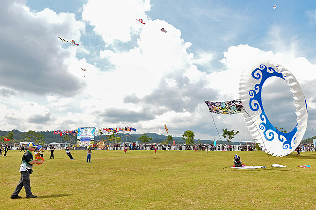 Kite festival to help tourism industry soar (2019)