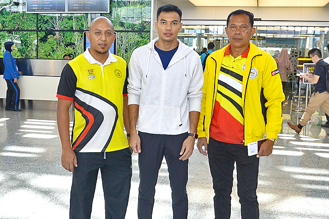 Firdaus Ar-Rasyid Qatar bound for Asian Athletics Championship (2019)