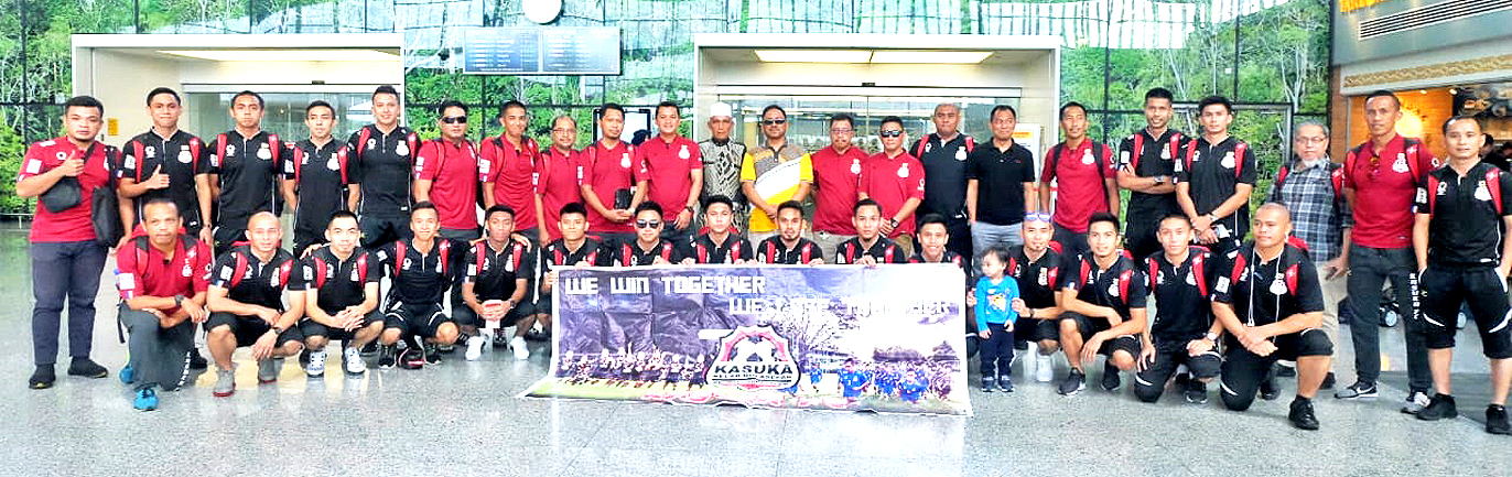 DST Super League outfit Kasuka in Malaysia for post-season tour