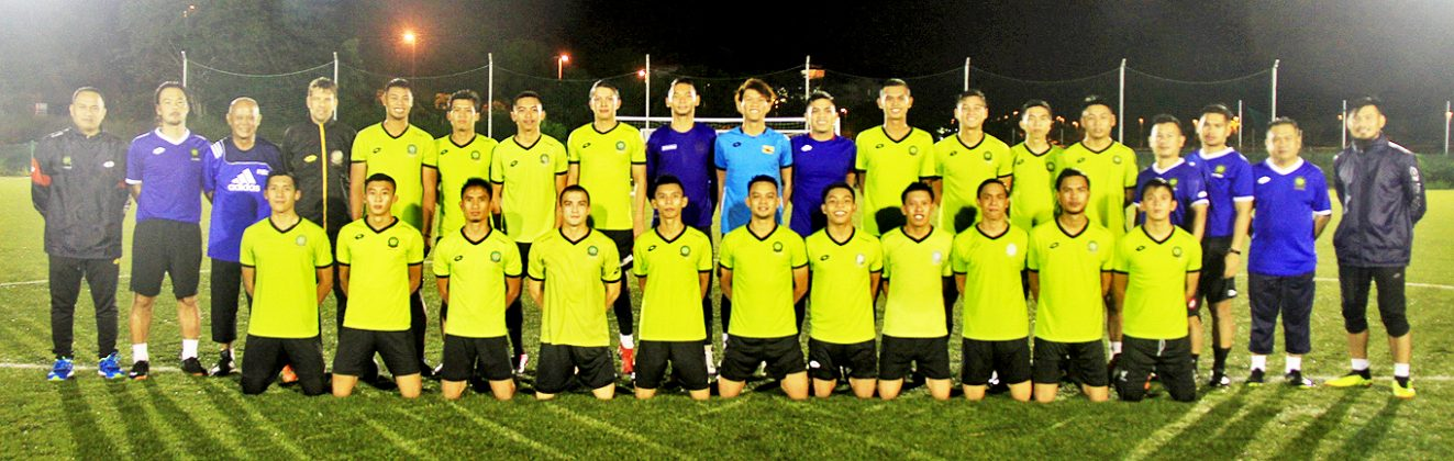 Brunei team set for China training camp (2019)