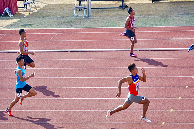 Brunei athletes continue good showing at ASEAN School Games (2019)