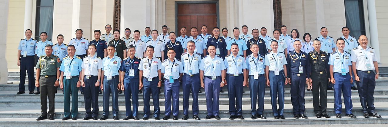 RBAirF hosts ASEAN air forces training exercise (2019)