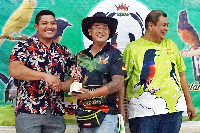 Brunei, Sabah, Sarawak and Indonesia enthusiasts flock to bird contest (2019)