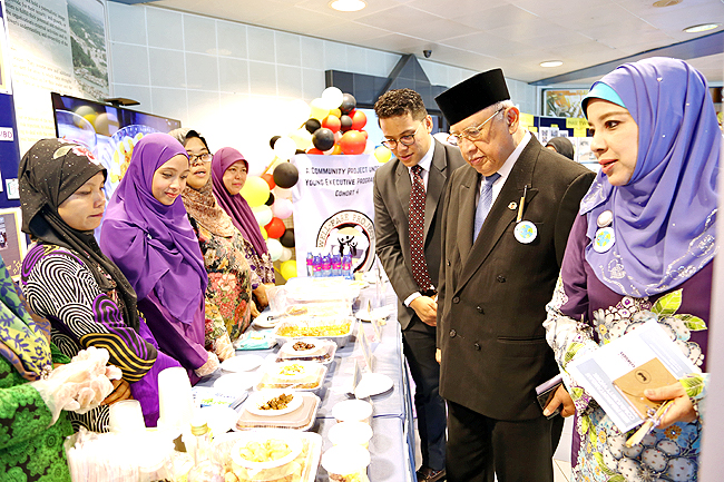 Community projects showcased at exhibition (2019)