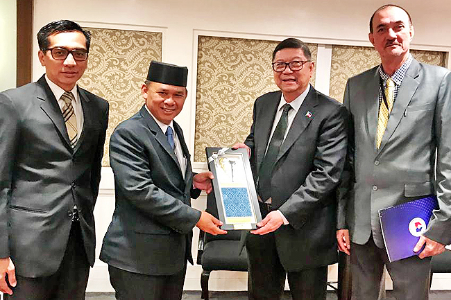 Brunei supports ASEAN's joint bid to host FIFA World Cup in 2034 (2019)