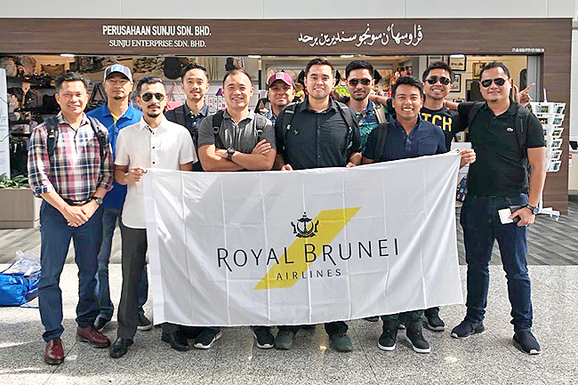 RB Flyboys off to APL in Taiwan (2019)