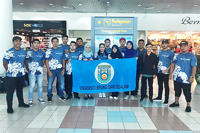 UBD Regatta Team to take part in Sarawak meet (2019)