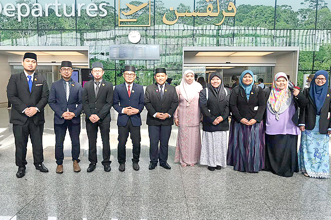 Brunei youth to explore Korean centres and industries (2019)
