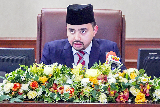 Prince Malik calls for reforms in Yayasan administration (2019)