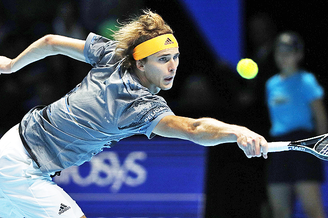 Nadal Loses Atp Finals Opener To Zverev As Tsitsipas Triumphs Brunei Worldtimes News