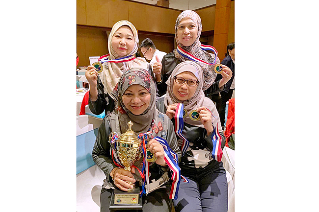Belait bowlers shine at Vietnam bowling tourney (2019)