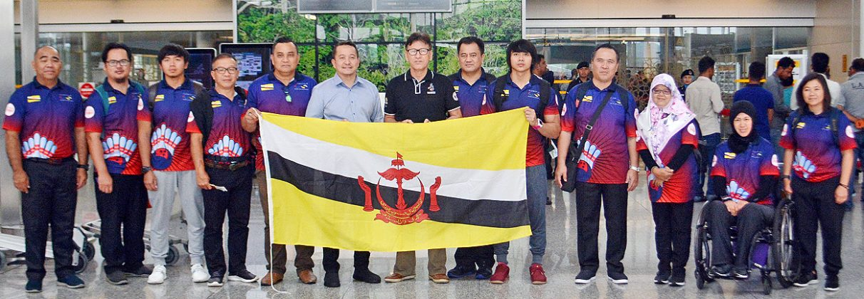 Brunei para athletes Manila bound for bowling meet (2019)
