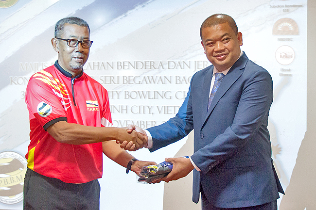 Brunei athletes to compete in Asian bowling meet (2019)