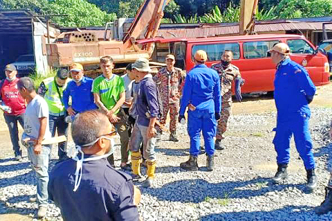 Search continues for missing Bruneian teenager in Limbang (2020)