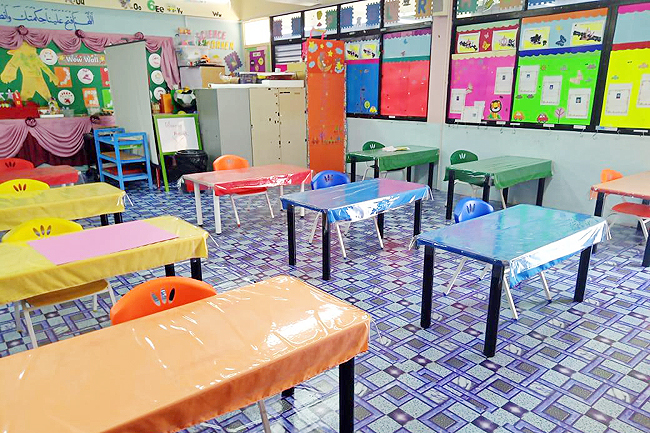 COVID-19 Brunei: Schools reopen today after remaining shut for two months (2020)